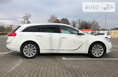 Opel Insignia 2.0. COSMO 2013