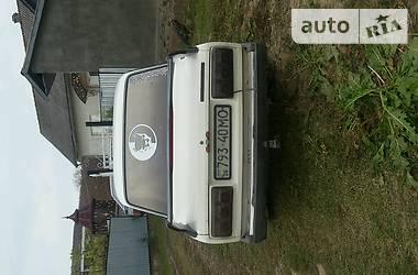 ВАЗ 2107 1989