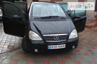 Mercedes-Benz A 160 1.6 clasic 2001