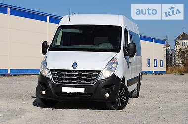 Renault Master пасс. 2011