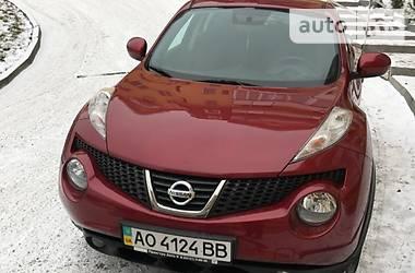 Nissan Juke SE+ 2011