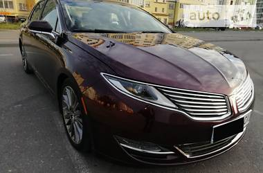 Lincoln MKZ 4*4 2013