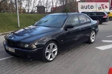 BMW 530 Е39. 2002