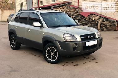 Hyundai Tucson 2.0 CRDI 2008