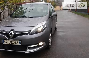 Renault Scenic 1.5 dCiAvtomat 2013