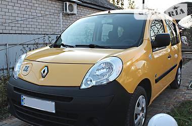 Renault Kangoo пасс. электро 2012