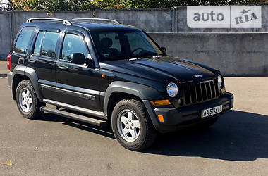 Jeep Cherokee 3.7L V6 Trail Rated 2006