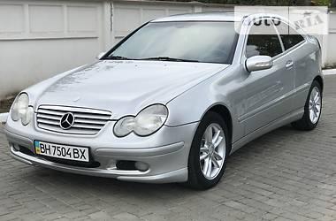 Mercedes-Benz C 200 Compressor 2003