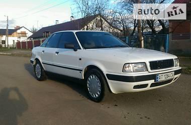 Audi 80 B-4 gas 1993