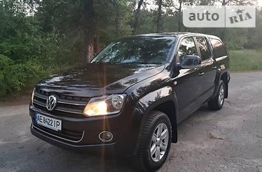 Volkswagen Amarok 2.0TD 2013
