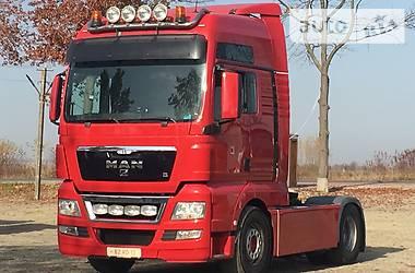 MAN TGX 440 2011