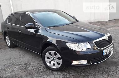 Skoda Superb 1.8 TSI manual 2012