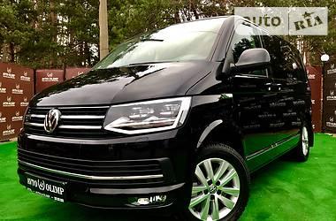 Volkswagen Caravelle FULL 2017