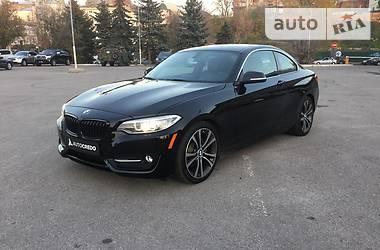BMW 228 28i Sport 2014