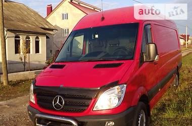 Mercedes-Benz Sprinter 313 груз. Exstra long 2013