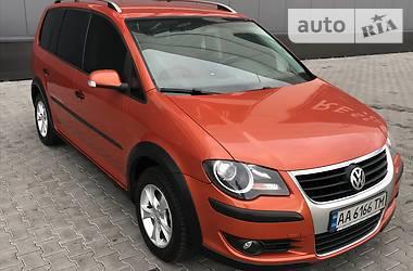 Volkswagen Touran Cross 2007