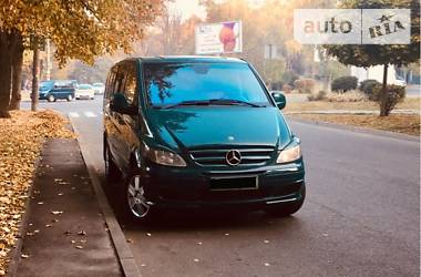 Mercedes-Benz Vito пасс. 4x4 A/T 115cdi 2007
