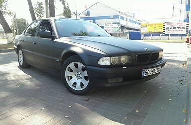 BMW 740 740і 1996