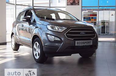 Ford EcoSport Trend Plus 2018