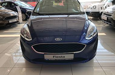 Ford Fiesta 1.0 Ecoboost AT 2018
