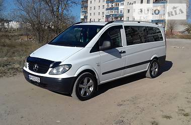 Mercedes-Benz Vito пасс. 111  LONG на климате 2005