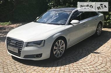 Audi A8 6.3 W12 Long 2012