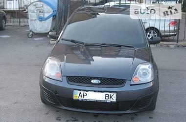 Ford Fiesta 1.4 ГАЗ 2007