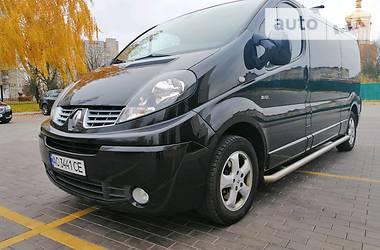 Renault Trafic пасс. BLACK EDITION 84кт. 2012
