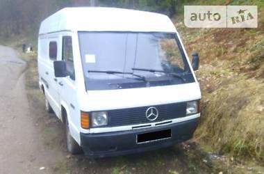 Mercedes-Benz MB груз.  мб 100 1991