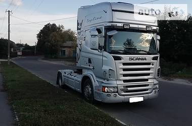 Scania R 420 TOPLINE Opticruise 5 2009