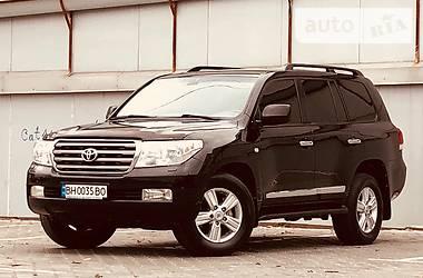 Toyota Land Cruiser 200 FULL 2008