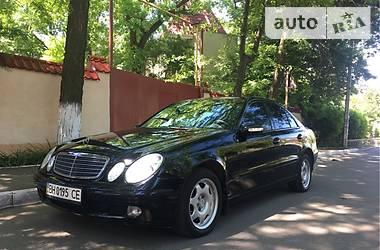 Mercedes-Benz E 240 2003