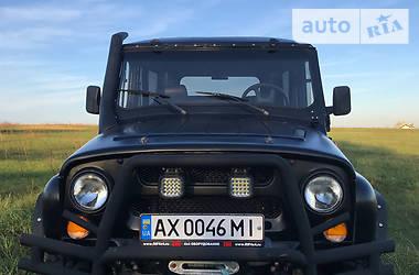 УАЗ 31519 УАЗ 469, Hunter 2004