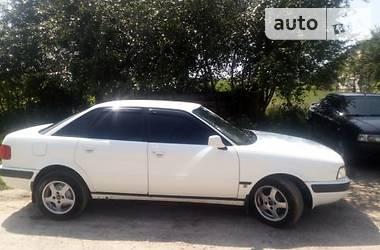 Audi 80 газ 1992