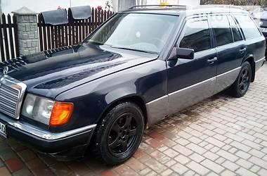 Mercedes-Benz E 300 1987