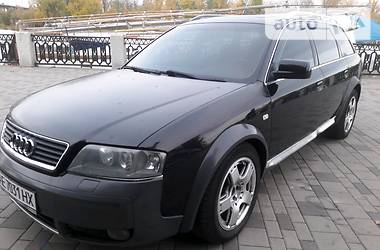 Audi A6 Allroad 2.7T 2001