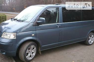 Volkswagen T5 (Transporter) пасс. Long Clima 2007
