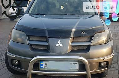 Mitsubishi Outlander FULL 2004