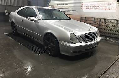 Mercedes-Benz CLK 230 2000