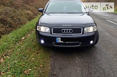 Audi A4 2.0 FSI 2001