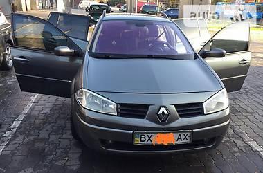 Renault Megane 1.5 dCi 2004
