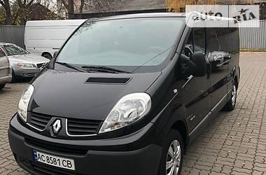 Renault Trafic пасс. L2H2 2014