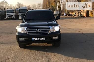Toyota Land Cruiser 200 2008