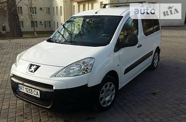 Peugeot Partner пасс. Tieep 2011