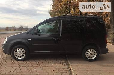 Volkswagen Caddy пасс. 1.9 ТDI 2007
