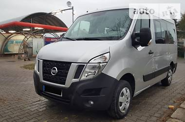 Opel Movano пасс. IDEAL 2016