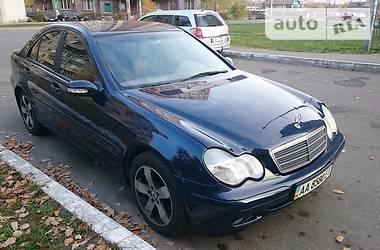 Mercedes-Benz C 200 2000