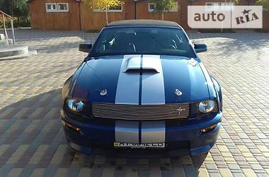 Ford Mustang Shelby 2008