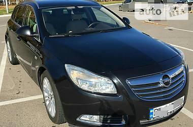 Opel Insignia Cosmo 162 л.с. 2012