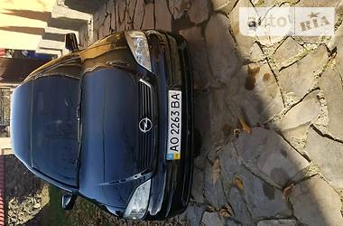 Opel Astra G Astra G 2001